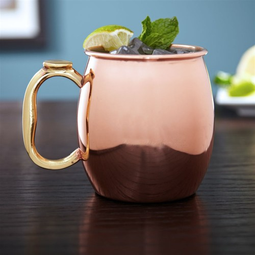 2-Pack Moscow Mule Mugs