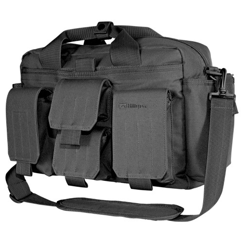 Kiligear Concealed Carry Tactical Modular Response Bag - Black - 910099
