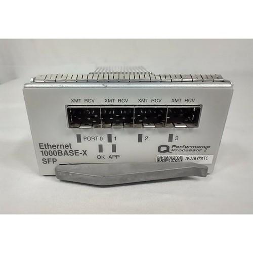Juniper PE-4GE-TYPE1-SFP-IQ2 Ethernet 1000Base-X SFP (Refurbished)