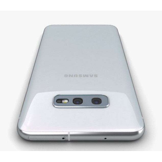 Samsung Galaxy S10e, Unlocked, White, 256 GB, 5.8 in Screen