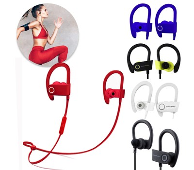 Sports Headphones with Mic Was: $15.99 Now: $10.99.