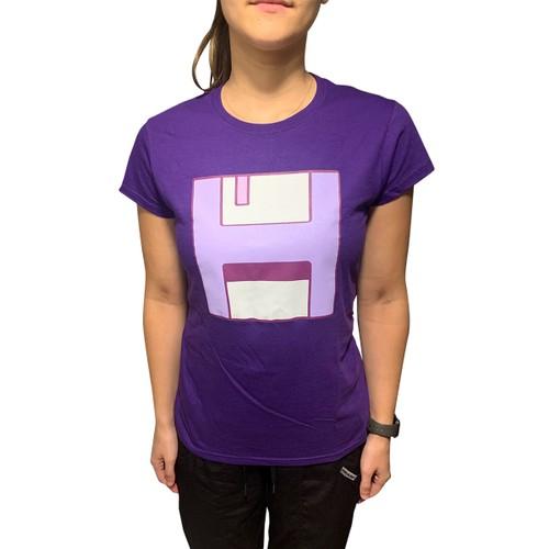 Mabel Pines Floppy Disk T-Shirt