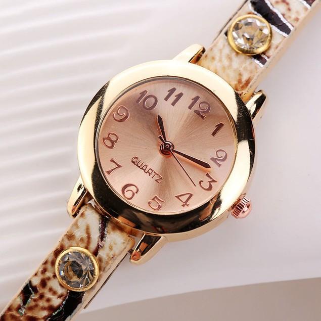 Women's Layered Bracelet Watch