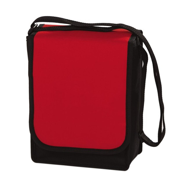 Picnic Plus Galaxy Insulated Lunch bag - Red/Black