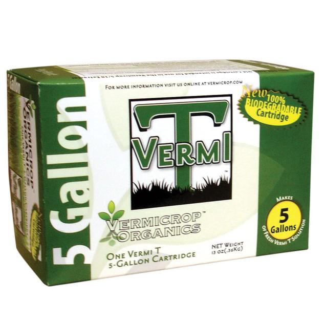 5 Gallon Vermi T Bio-Cartridge