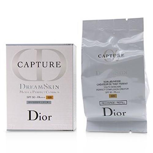 Christian Dior Capture Dreamskin Moist & Perfect Cushion SPF 50 Refill - # 025 (Soft Beige)