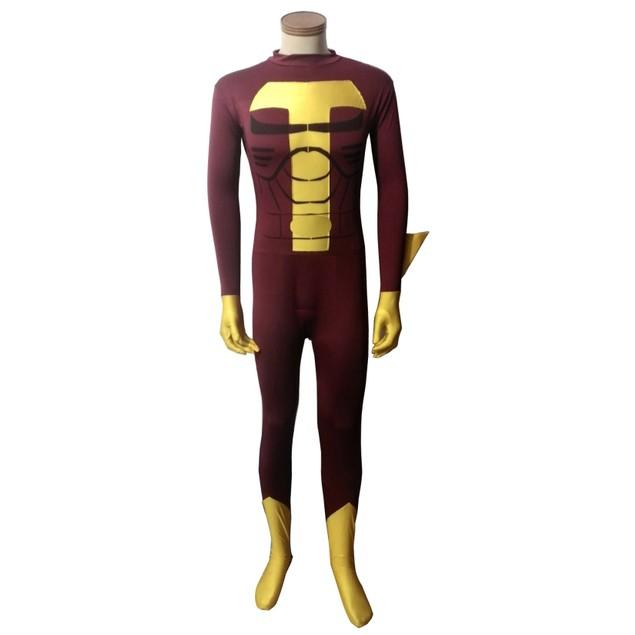 Turbo Man Costume