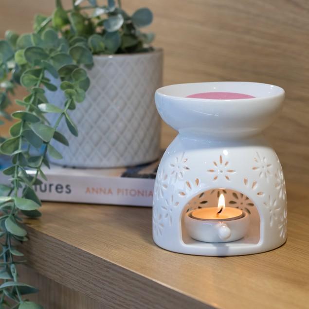 Ceramic Oil Burners - Set of 2 | MandW Flowers