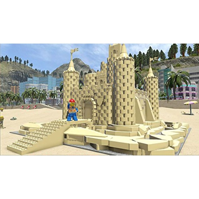 Lego City Undercover Xbox One Game