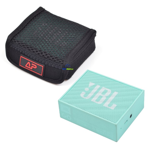 Wireless Bluetooth Speakers Cases For JBL GO Protective Travel Bag