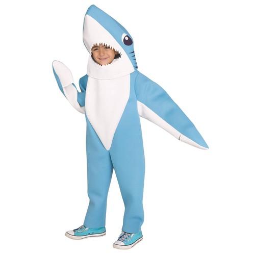 Blue Left Shark Child Costume