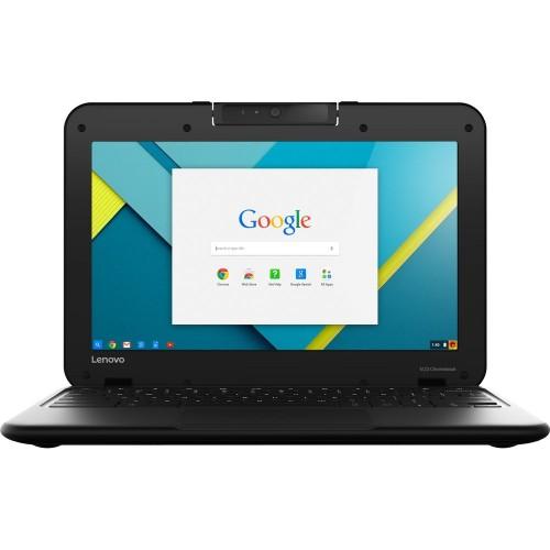 "Lenovo Chromebook N22 Series 11.6"" 16GB Chrome OS,Black(Refurbished)"