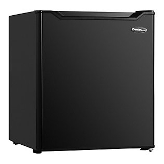 Danby 1.6 Cu. Ft. Compact Freezerless Refrigerator in Stainless
