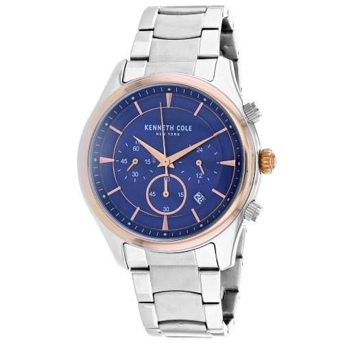 Kenneth Cole Men's Classic Blue Dial Watch - KC50946002
