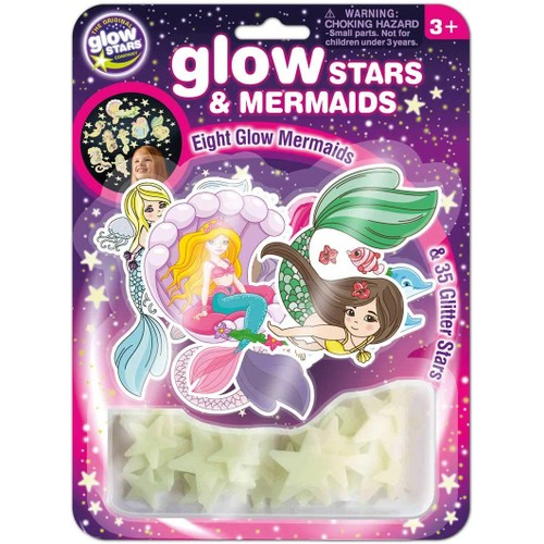 Glow Stars and Mermaids