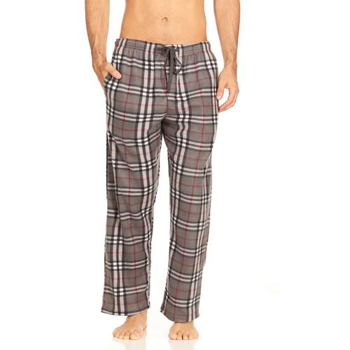 Men's Microfleece Pajama Pants/Lounge Wear with Pockets (Multiple Styles)