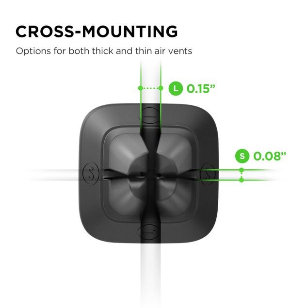 iOttie iTap Magnetic Mini Air Vent Mount