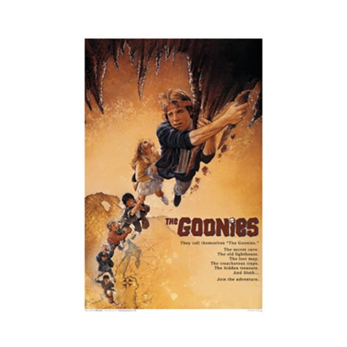 Goonies One Sheet Poster