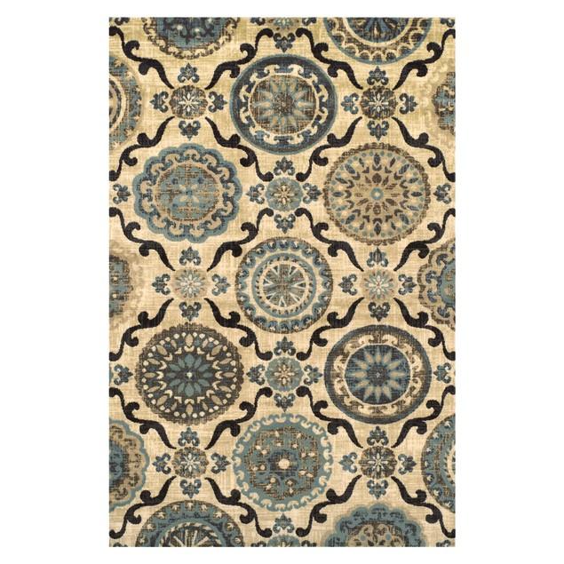 Designer Abner Area Rug Collection