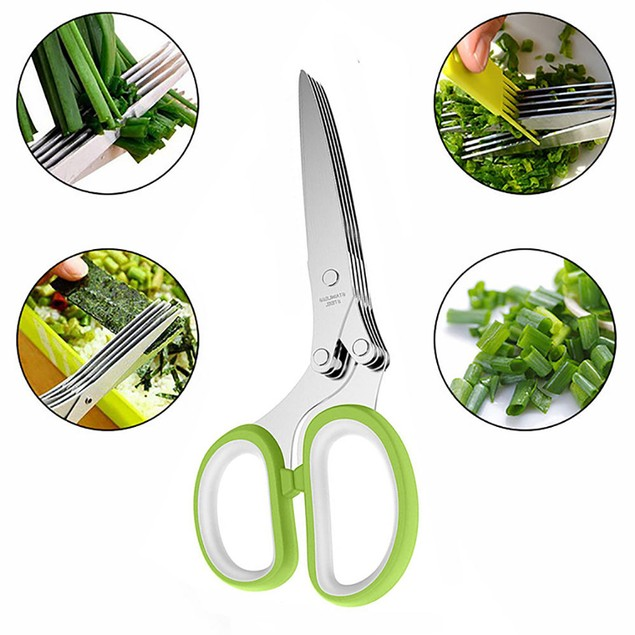 Herb Scissors Set