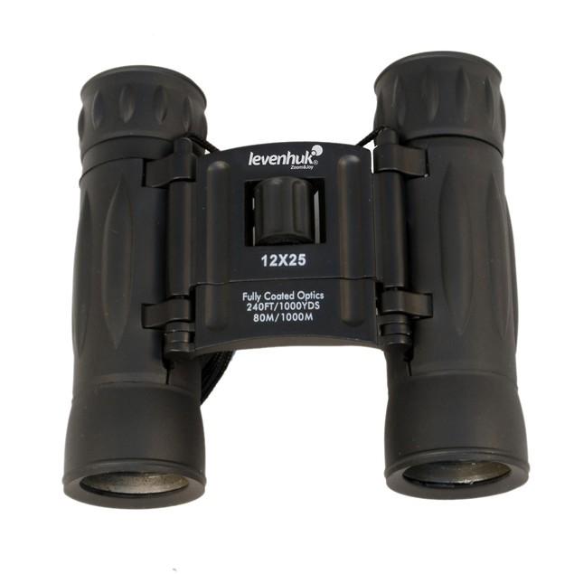 Levenhuk Atom 12x25 Binoculars
