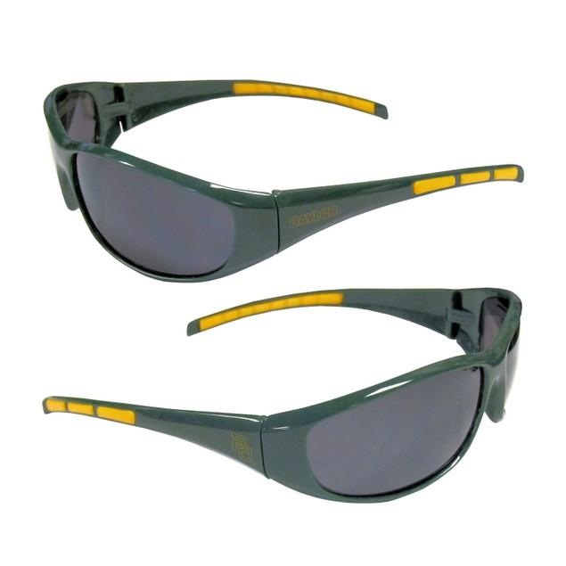 NCAA Baylor Bears Wrap 3 Dot Sunglasses
