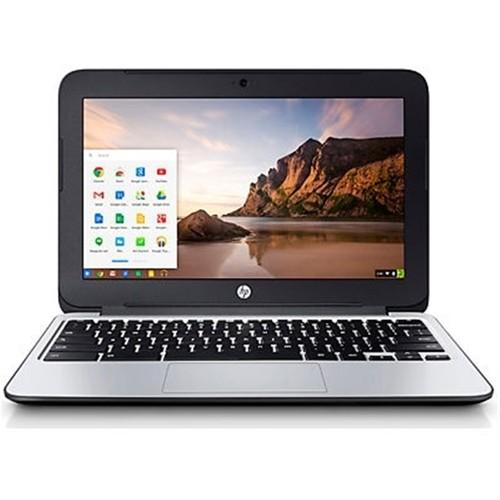"""HP 11.6"""" Chromebook L6V35AA#ABA (16GB SSD,Black)"""