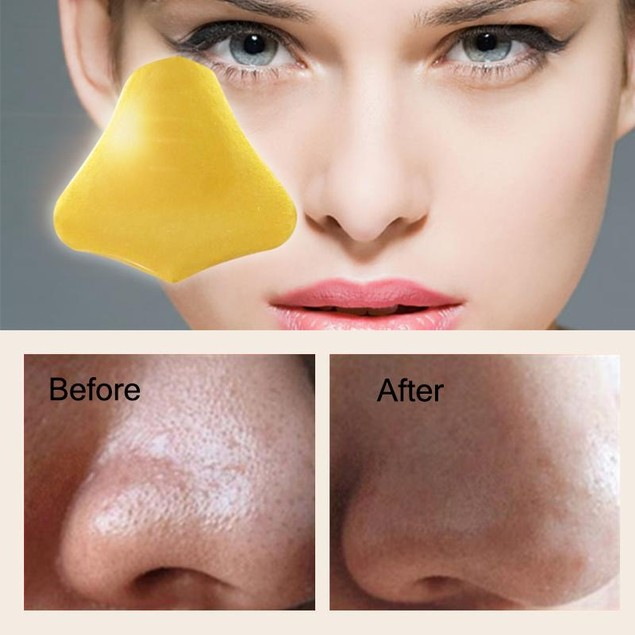 Gold Collagen Nose Mask 4-Pack