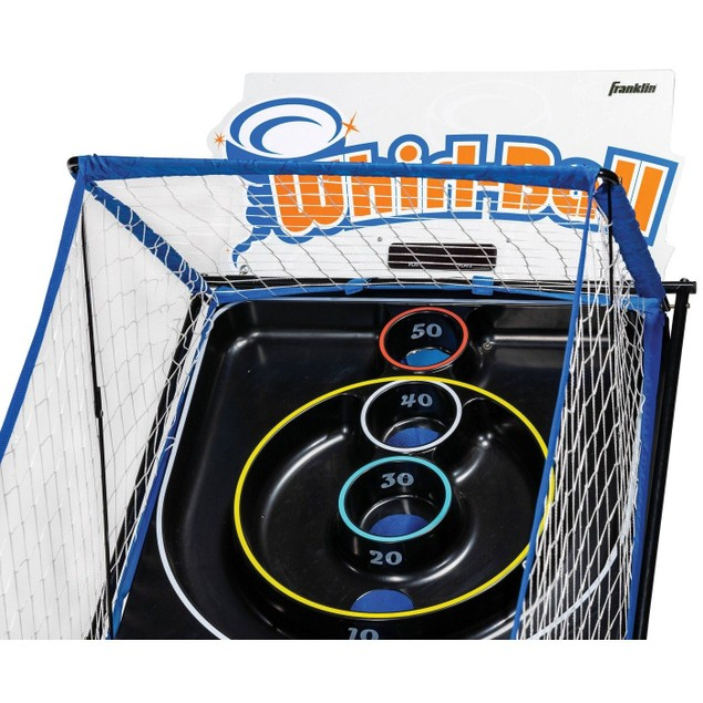 Franklin Sports 5.6 ft. Whirlball Fast Action Arcade Game, Large