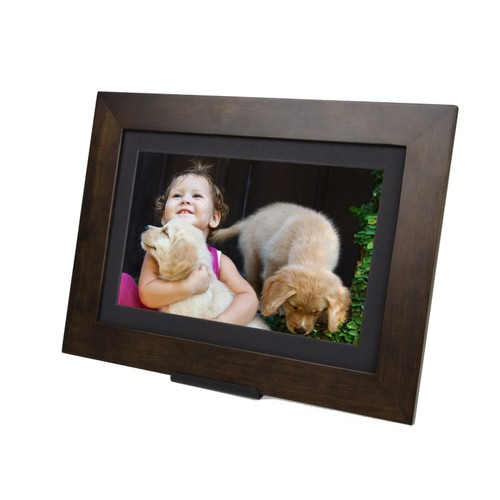 "Brookstone 8"" Friends & Family Cloud Frame Smart Decor, FSM08ESB"