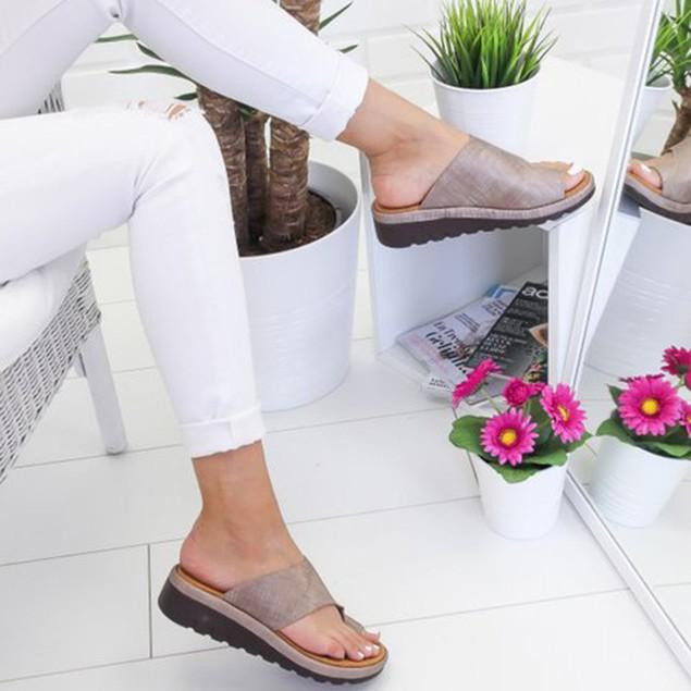 Healthy Sandals Orthopedic Toe Corrector Sandals