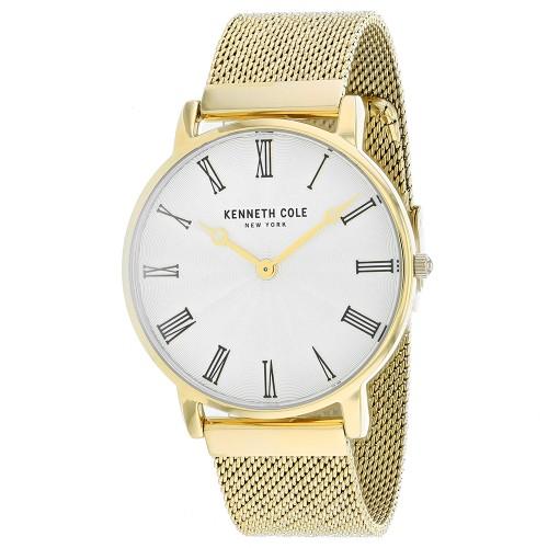 Kenneth Cole Men's Dress Silver Dial Watch - KC50954004