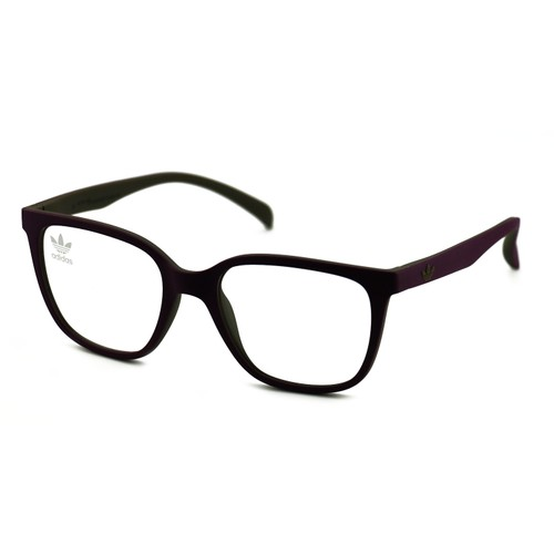 Adidas  Women's Eyeglasses AOR010O 019.040 Purple/Dark Brown 53 19 140
