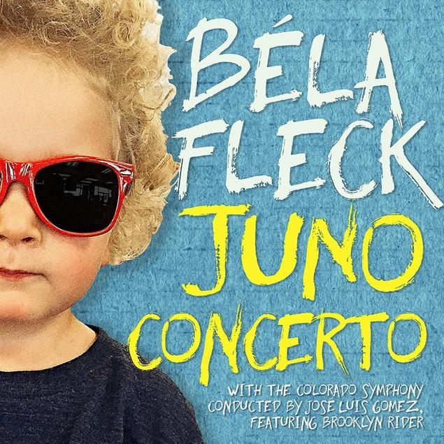 Colorado Symphony and Jose Luis Gomez Bela Fleck - Juno Concerto Vinyl
