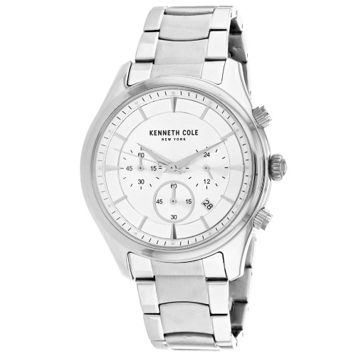 Kenneth Cole Men's Classic Silver Dial Watch - KC50946001