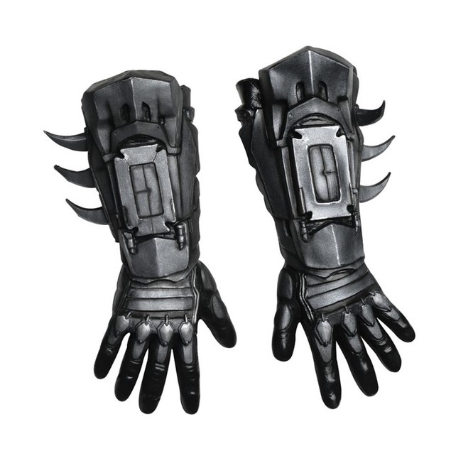 Deluxe Batman Gloves (Pair)