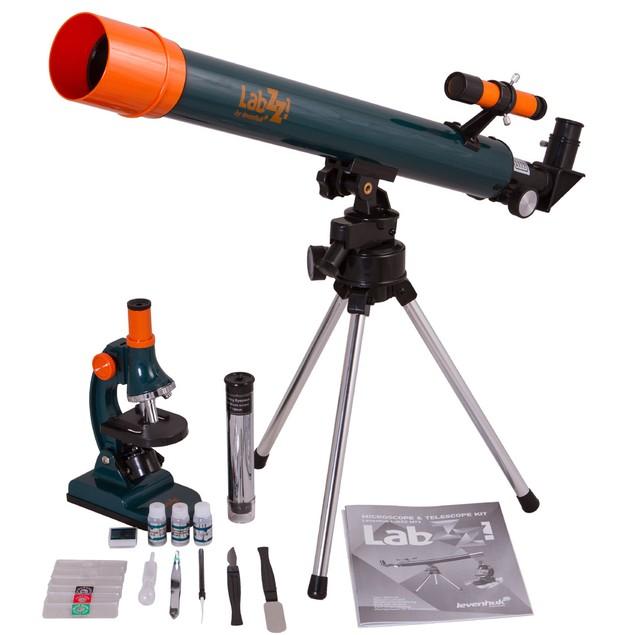 Levenhuk LabZZ MT2 Microscope & Telescope Kit