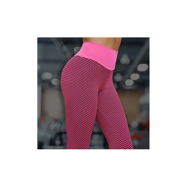 High Waist Yoga Slimming Booty Leggings