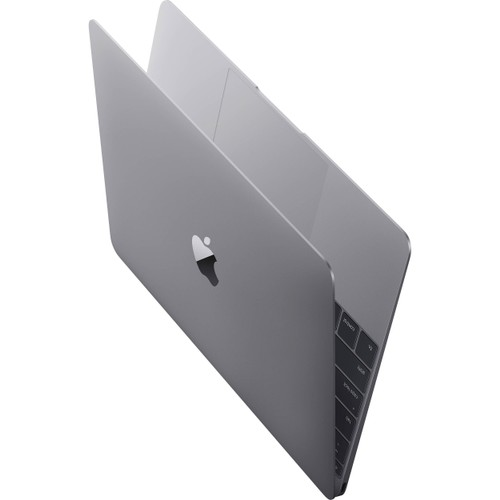 """Apple MacBook MNYF2LL/A 12"""" 256GB macOS 10.12,Gray(Scratch and Dent)"""