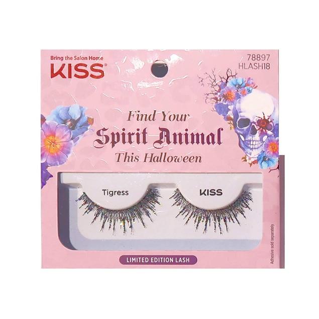 Kiss Spirit Animal Ltd. Ed. False Eyelashes, Find Your Spirit Animal,