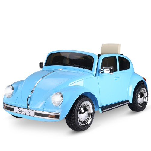 Licensed Volkswagen Electric Kids Ride-On Car 6V Battery Powered Toy
