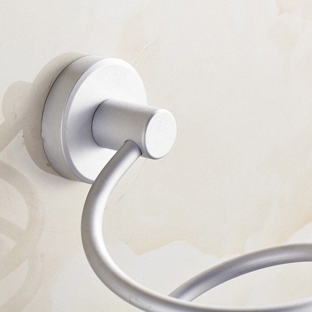 Wall Hair Dryer Bathroom Holder