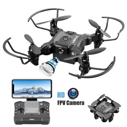 Mini Drone 4DRC-V2 Selfie WIFI FPV HD Camera Foldable Arm RC Quadcopter