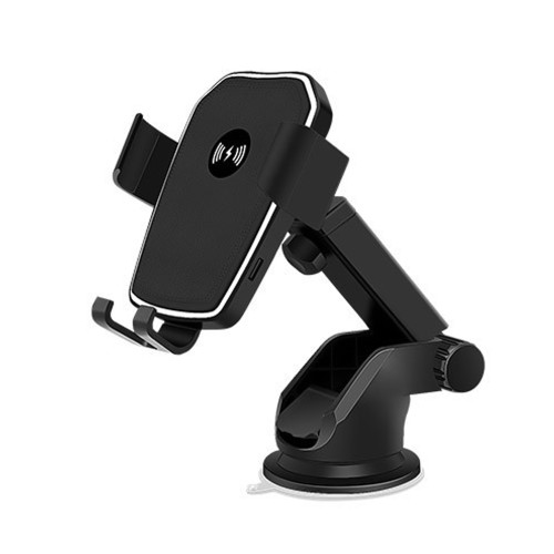 Wireless Car Charger Mount 10W Fast Charging Suction Cup Multifunctional Charger