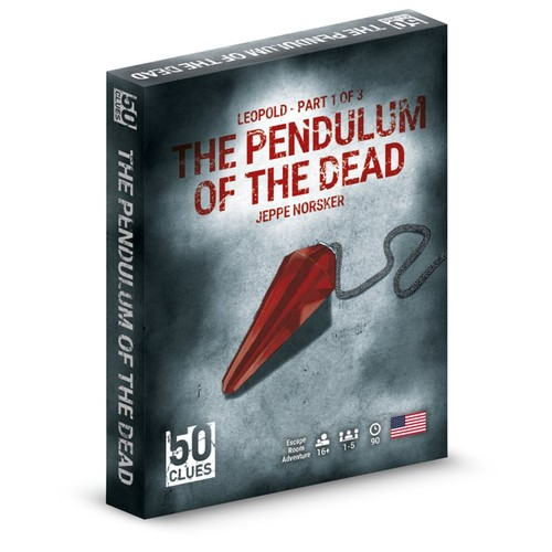50 Clues - The Pendulum of the Dead (Part 1 of 3) Game