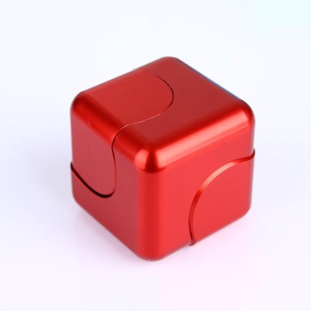 Aluminum Cube Spinner