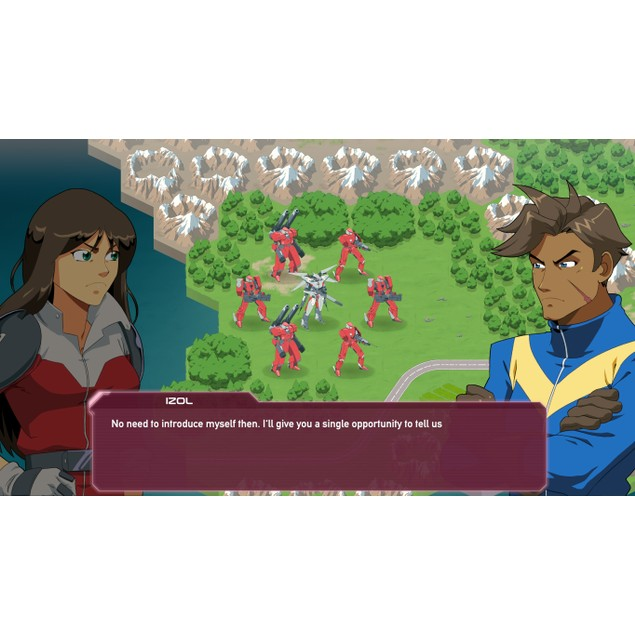 Warborn Nintendo Switch Game