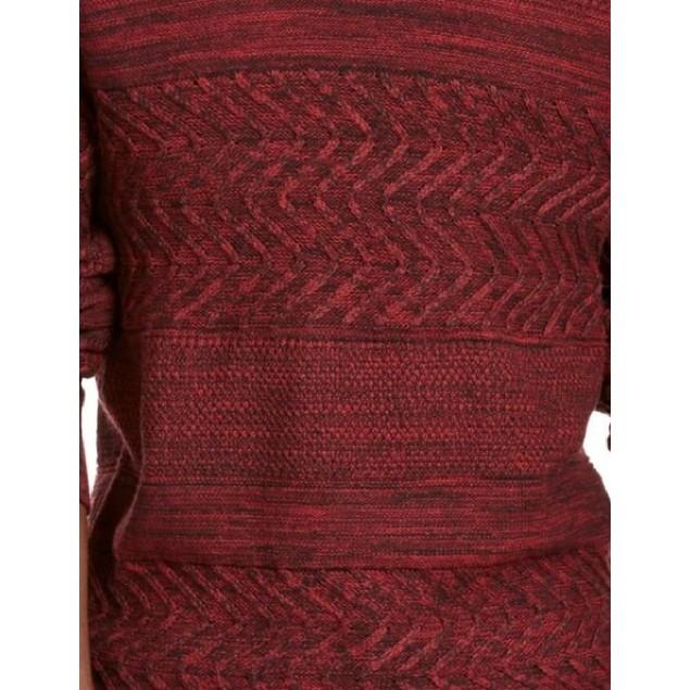 American Rag Men's Multi-Textured Shawl-Collar Sweater Red Size XX-Large