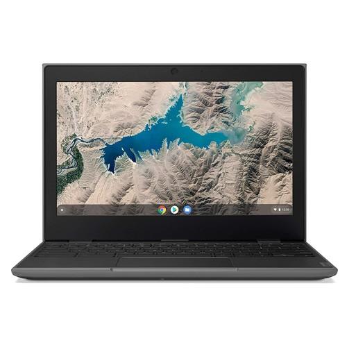 "Lenovo Chromebook 100e 11.6"" 32GB,Black(Certified Refurbished)"