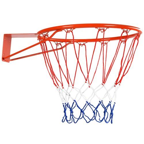 "Basketball Ring Hoop Net 18"" Wall Mounted Outdoor Hanging Basket Profession"